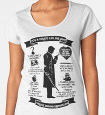 It's a pirate life for you! Women's Premium T-Shirt