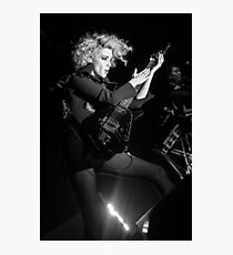 St. Vincent B&W Photographic Print