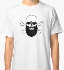 Bearded Skull Classic T-Shirt