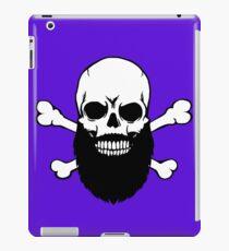 Bearded Skull iPad Case/Skin