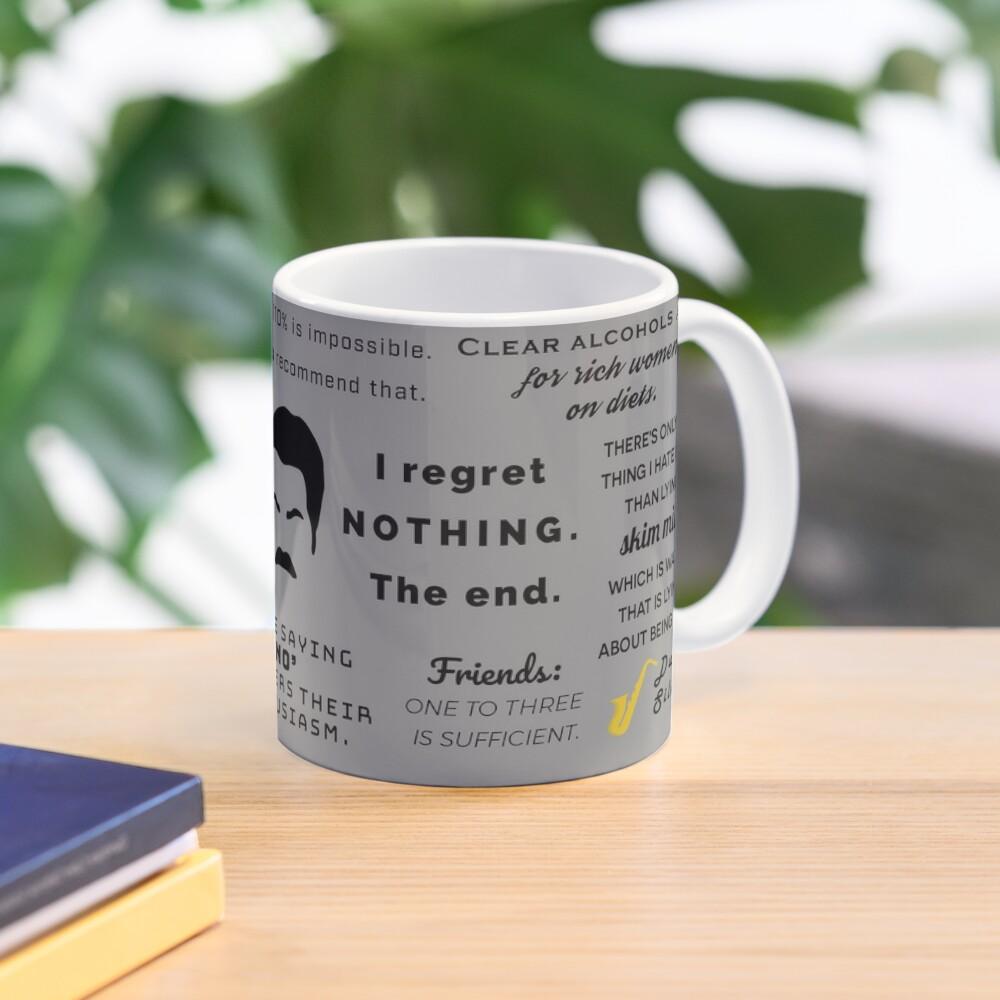 Ron Swanson - Quotes Mug