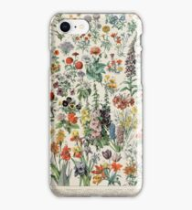Adolphe Millot fleurs A iPhone 8 Case