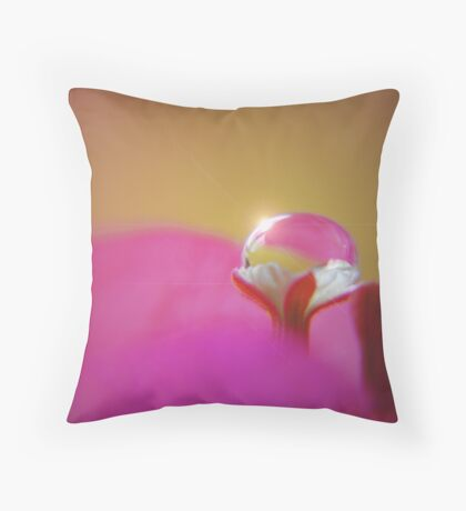 Precious... Throw Pillow