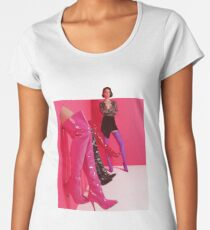 St. Vincent MASSEDUCTION Women's Premium T-Shirt
