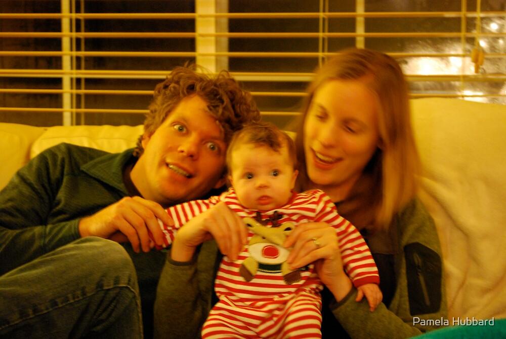 Jaundiced Family Portrait by Pamela Hubbard