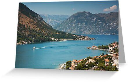 Bay Of Kotor by Dominika Aniola