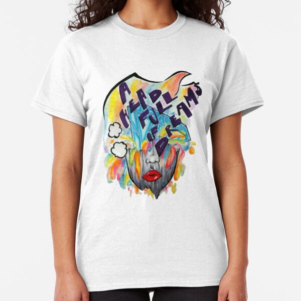 Coldplay - A Head Full Of Dreams Classic T-Shirt