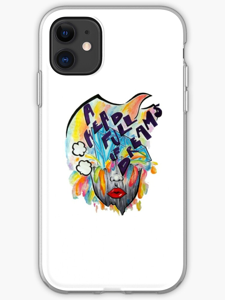 Coldplay A Head Full of Dreams iphone case