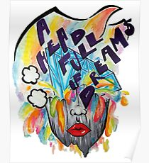 Coldplay - A Head Full Of Dreams Poster