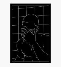 Frank Ocean — Blond Photographic Print