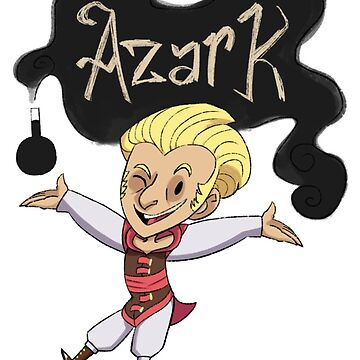 DS Azark by CtrlAltLee