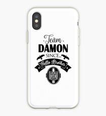 Team Damon iPhone Case