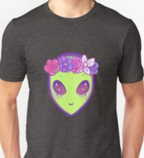 cool alien Unisex T-Shirt