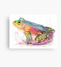 Rainbow Prince Metal Print