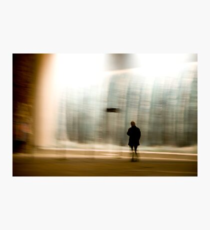 untitled observation (poetry in motion) Photographic Print