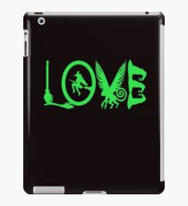 Love Musical Theatre Parody Lettering iPad Case/Skin