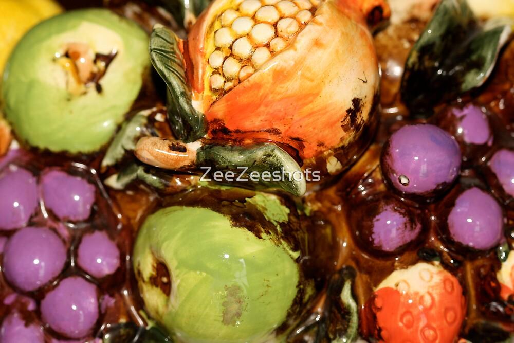 Fruit Colors by ZeeZeeshots
