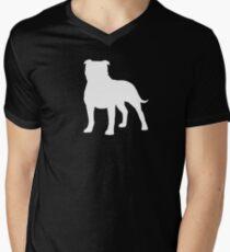 Staffordshire Bull Terrier Silhouette(s) T-Shirt