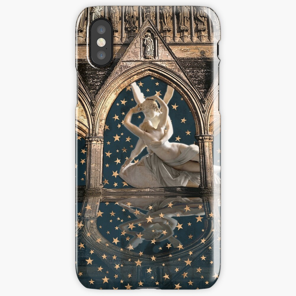 Eros and Psyche iPhone Case & Cover