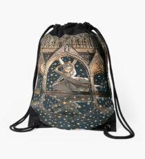Eros and Psyche Drawstring Bag