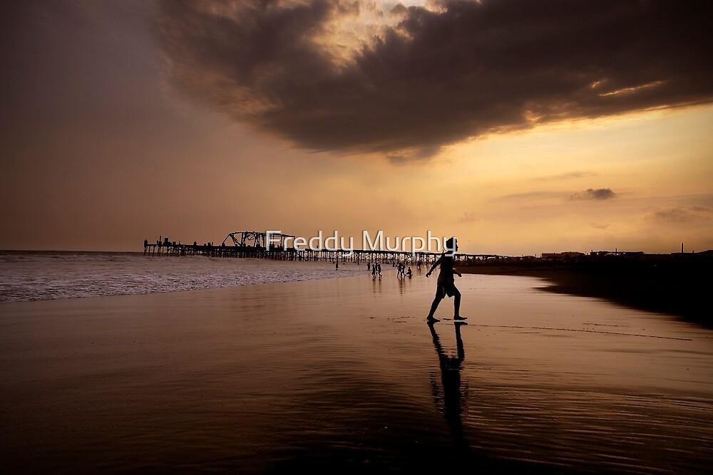 Beach boy by Freddy Murphy