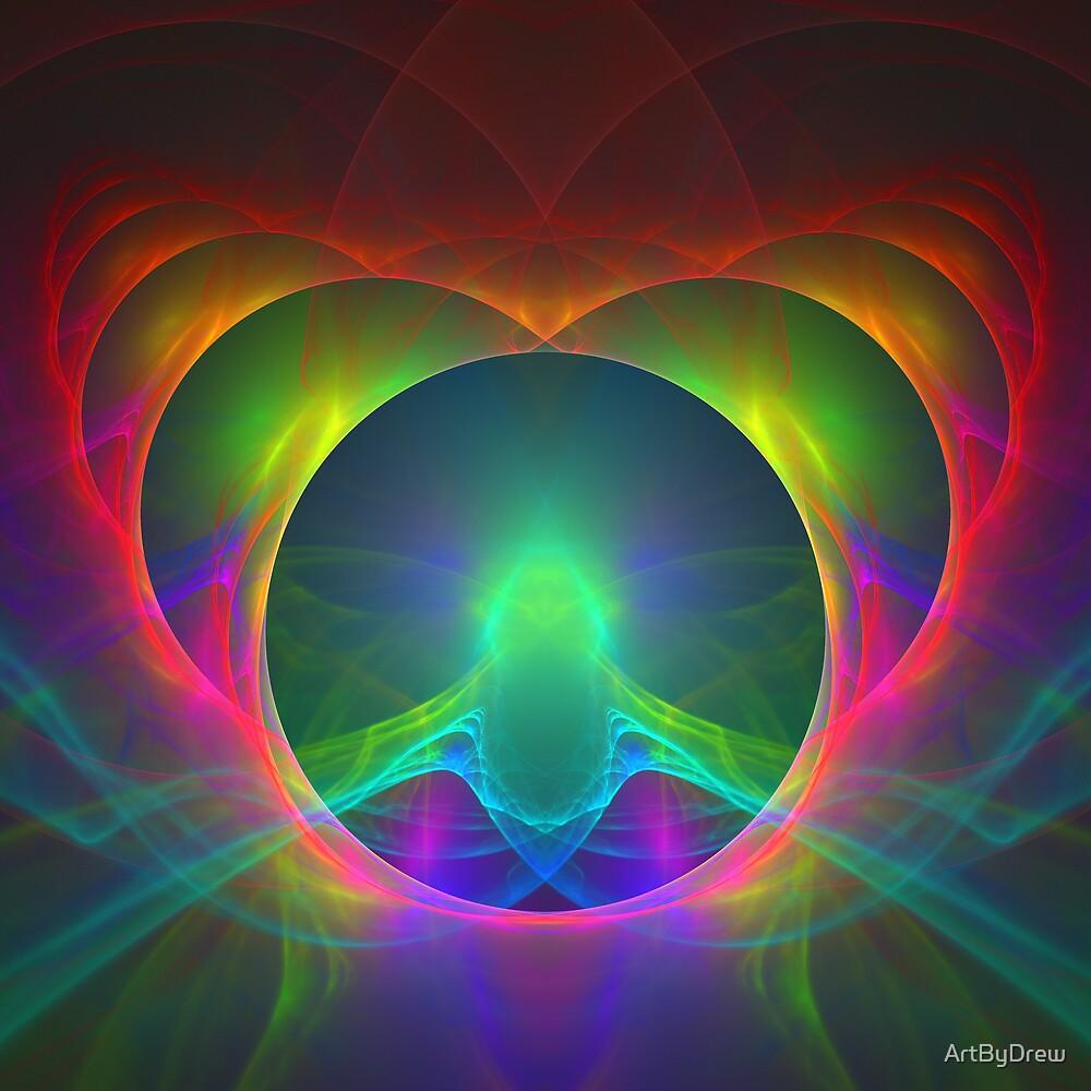 Dimensional Split by ArtByDrew