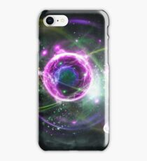 Atomic Particle iPhone Case/Skin