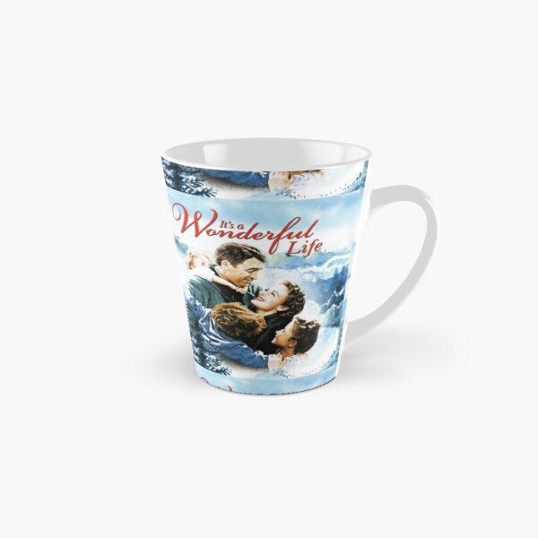 It's a Wonderful Life scene Tall Mug