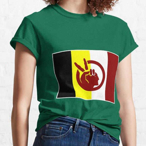 AIM (American Indian Movement)-2 Classic T-Shirt
