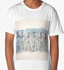 Skeletons Long T-Shirt