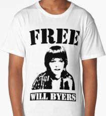 Free Will Byers Long T-Shirt