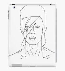 Aladdin Sane. iPad Case/Skin