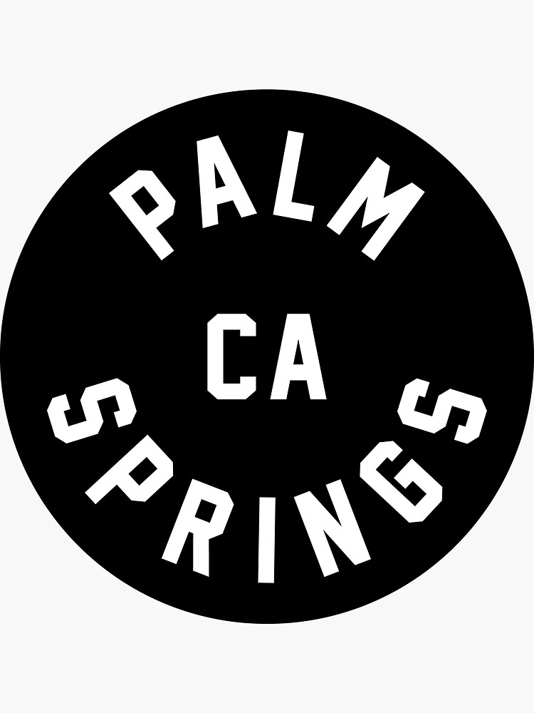 Palm Springs - California by JamesShannon