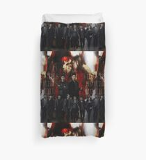 this the hunt shadowhunters Duvet Cover