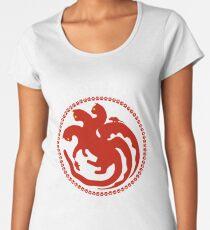 Mother Of Cats. Gatos. Dragones y Ratones Women's Premium T-Shirt