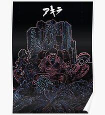 Akira - Kaneda Poster