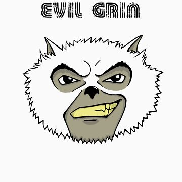 Evil grin alternative take by Gromter