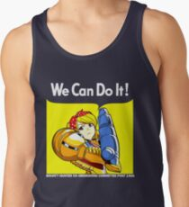 We can do it! Tank Top