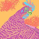 That Funky Chicken by r-edgar-hoover