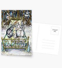 The Sugar Plum Fairy Postcards