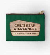 Great Bear Wilderness Studio Pouch