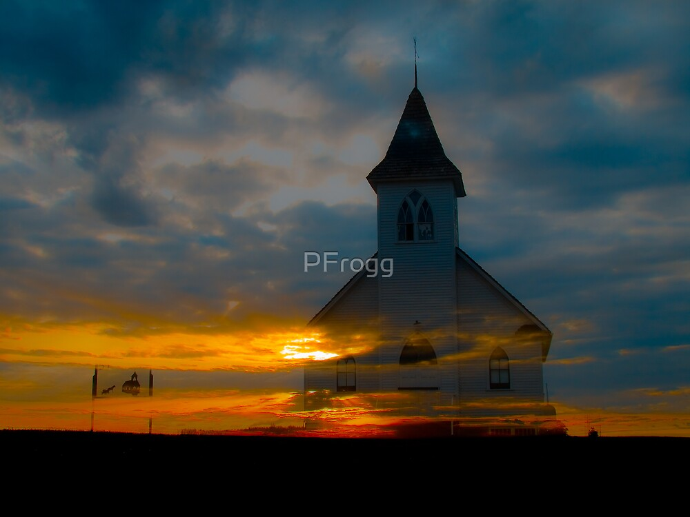 The Light Shone All Around by PFrogg