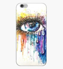 Eye Color Love iPhone Case