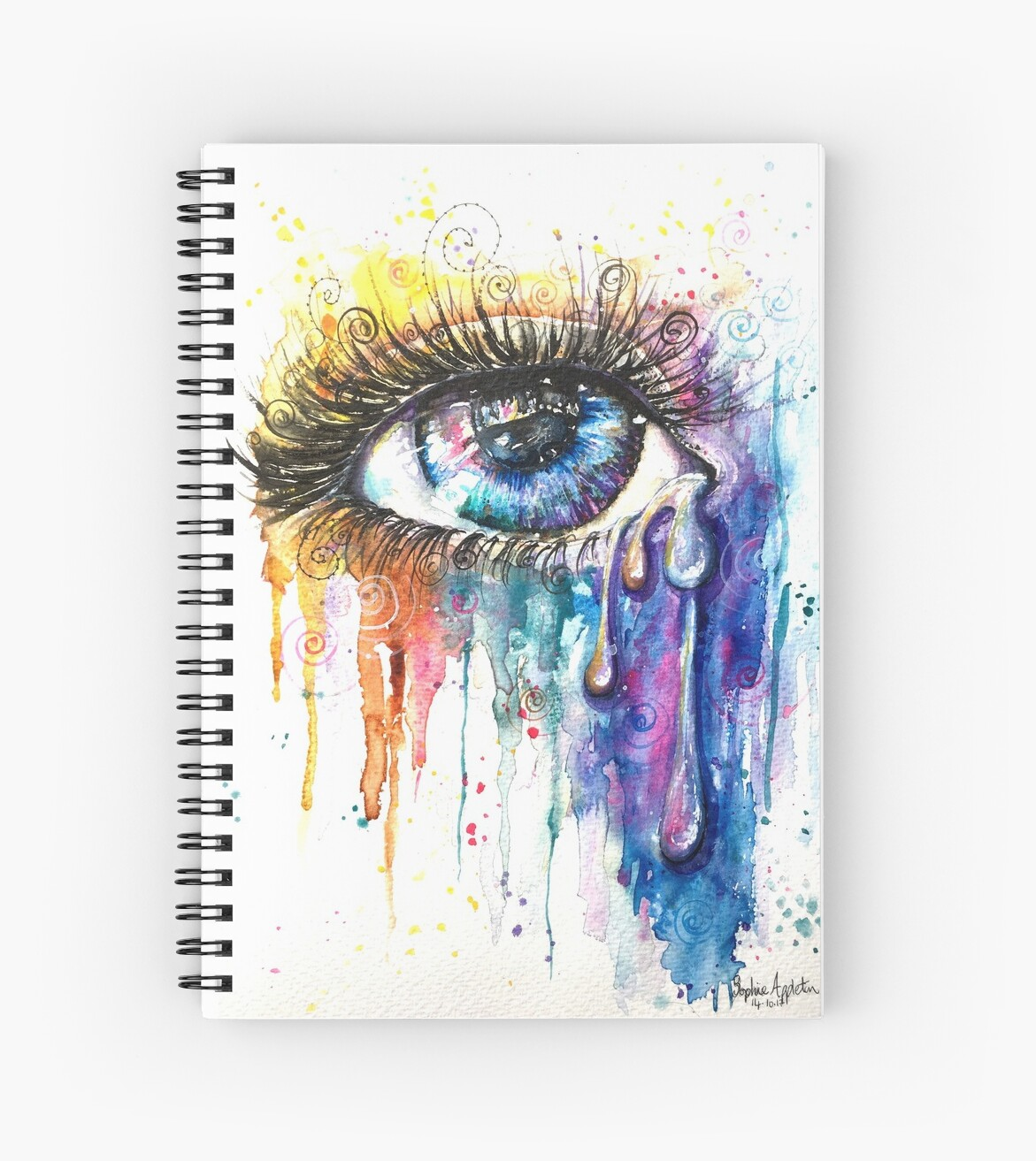 Eye Color Love by Sophie Appleton Huddlestone