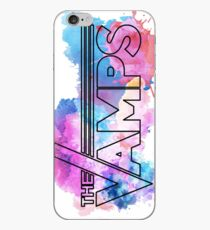 The Vamps Watercolor iPhone Case