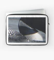 Loon Patterns Laptop Sleeve