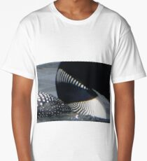 Loon Patterns Long T-Shirt