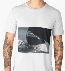 Loon Patterns Men's Premium T-Shirt