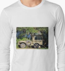 Military Jeep T-Shirt