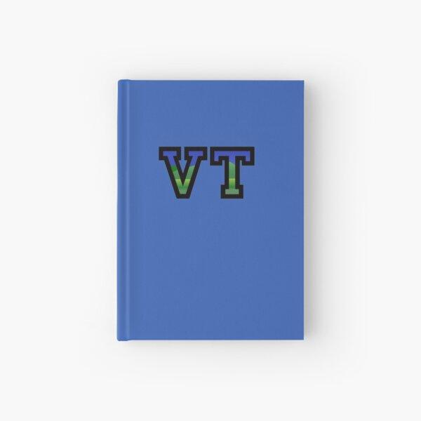 Vermont VT Hardcover Journal
